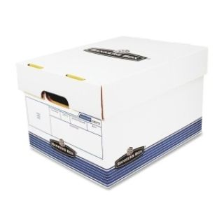 """NEW-Bankers Box R-Kive Offsite Storage Box 12""""W x 15""""D x 10""""H (FEL 0077101) - Pack of 10"""