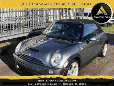 Used 2007 MINI Convertible for sale