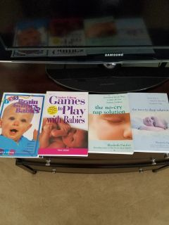 Baby development books(4)
