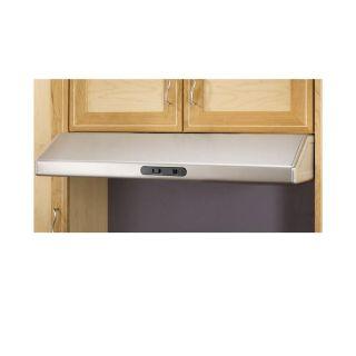 Maytag 36 Inch Wide 3 Speed Under Cabinet Hood Stainless Steel