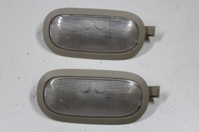 Purchase 2003 - 2006 GMC YUKON INTERIOR OVER HEAD DOME LAMP LIGHT SET OF 2 ASSEMBLY OEM motorcycle in Traverse City, Michigan, United States, for US $24.99