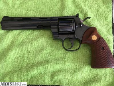 For Sale: 357 Colt Python