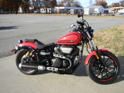 2016 Yamaha Bolt R-Spec Cruiser Motorcycles Springfield, MA