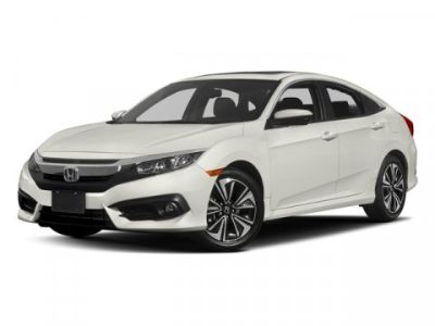 2018 Honda CIVIC SEDAN EX-L (Red)