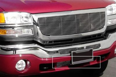 Buy T-Rex 03-06 GMC Sierra Billet Grille Custom Aluminum Polished Grill 25202 motorcycle in Corona, California, US, for US $84.50