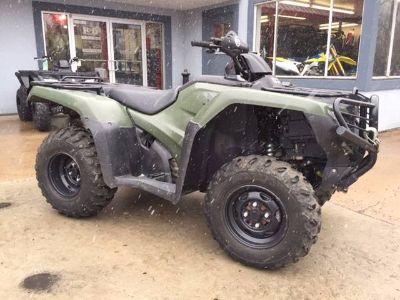 2015 Honda FourTrax Rancher 4x4 DCT EPS Utility ATVs Palmerton, PA