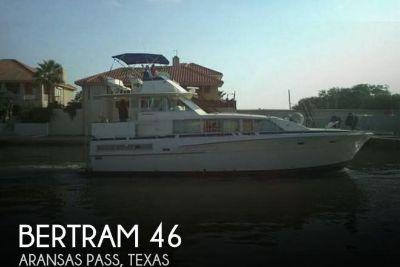 1976 Bertram 46 MOTORYACHT