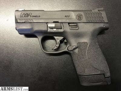 For Sale: S&W M&P Shield M2.0 9mm Used