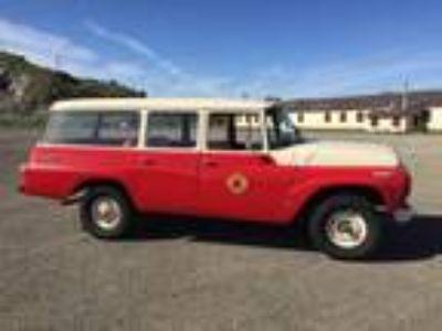 1968 International Harvester IH 4WD Travelall
