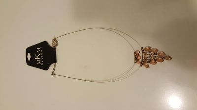 Necklace Vintage Look. (NEW)
