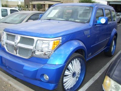 **Arizona Rides ** 2009 Dodge Nitro Sound Truck**