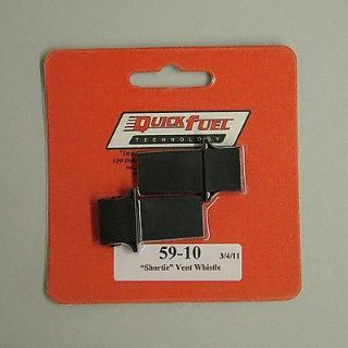 Buy Quick Fuel 59-10 Fuel Bowl Vent Whistle Baffle Shortie motorcycle in Suitland, Maryland, US, for US $8.85