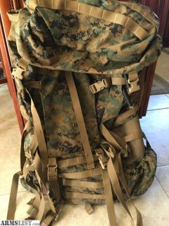 For Sale: USMC Marines Assault Pack