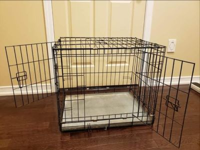 Doggy Foldable Crate