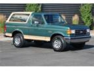 1990 Ford Bronco 4x4 Working AC