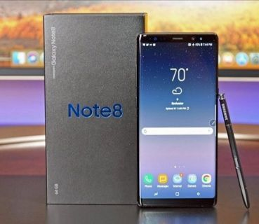 Brand new note 8