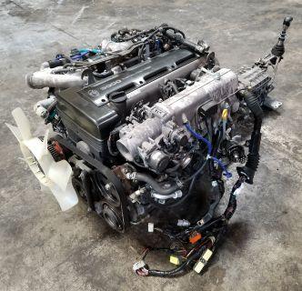 2JZGTE JDM GETRAG 6 Speed Manual Transmission V160 MK4 Supra