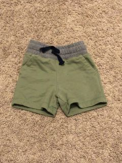 Cat & Jack Army Green Shorts