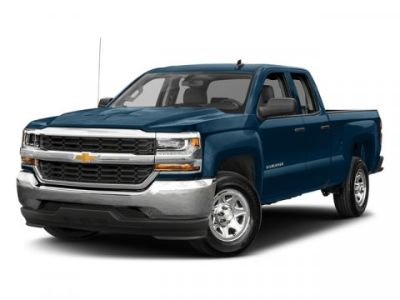 2018 Chevrolet Silverado 1500 (GAZ SUMMIT WHITE)