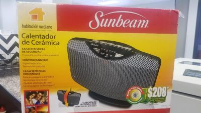 Sunbeam Floor Heater