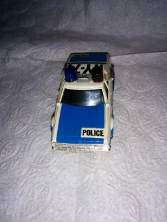 AFX. H. O. Scale. police car in good condition