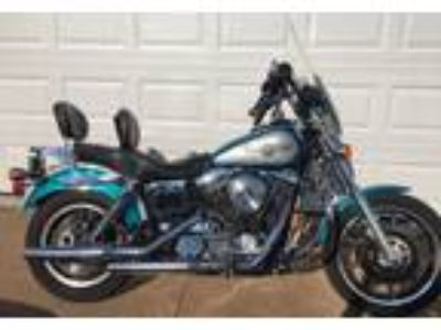 1994 Harley-Davidson FXDL-Dyna-Convertible-Low-Rider Cruiser in Tahlequah, OK
