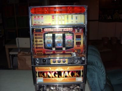king jack slot machine