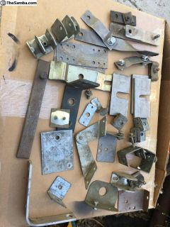 Various westy camper brackets