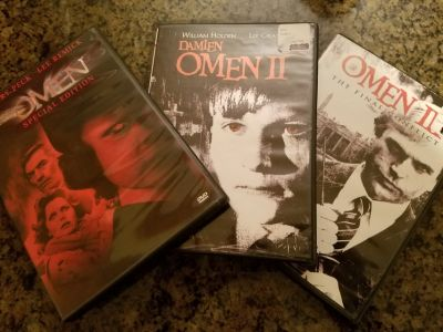 All 3 Omen movies