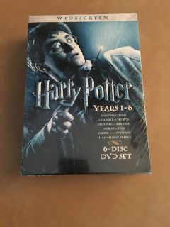 New Harry Potter 6 disk