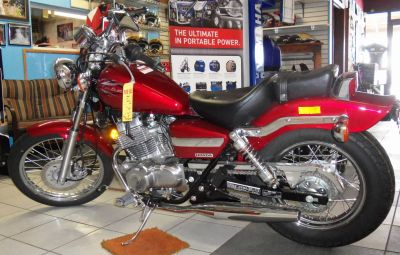 2015 Honda Rebel Cruiser Motorcycles Palatine Bridge, NY
