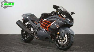 2018 Kawasaki NINJA ZX-14R ABS SE SuperSport Motorcycles Oklahoma City, OK