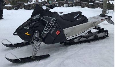 2018 Polaris 800 SKS 146 Mountain Snowmobiles Elkhorn, WI