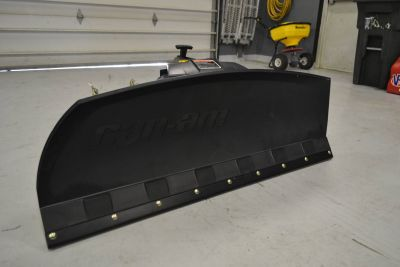"2018 Can-Am 54"" ATV Alpine Flex Plow Kit Plows Grantville, PA"