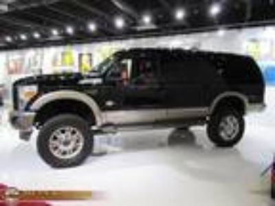 2002 Ford Excursion 2015 Conversion - 4X4 King Ranch Limited Edition V8 7.3L OHV