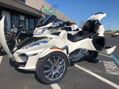 2018 Can-Am Spyder RT Limited Trikes Motorcycles Elk Grove, CA