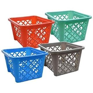 ISO Old Plastic totes/baskets/bins