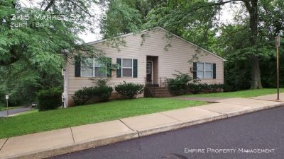 2 Bedroom 1 Bathroom apartment in Allentown with Central Air!