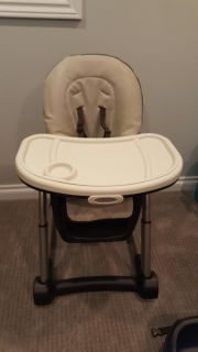 EUC Graco Stages High Chair