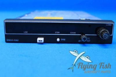 Purchase King KY-196A VHF Communication Transceiver 28 VDC P/N 064-1054-30 W/8130 (18086) motorcycle in Melbourne, Florida, United States