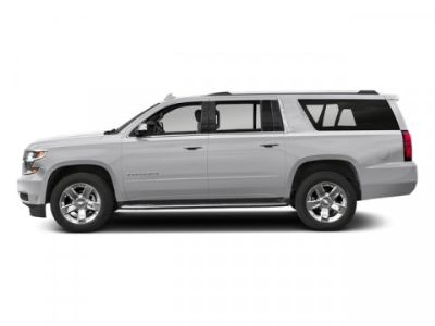 2018 Chevrolet Suburban LT 1500 (Silver Ice Metallic)
