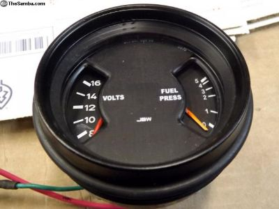 Porsche 911 CIS In Dash Fuel Pressure Gauge