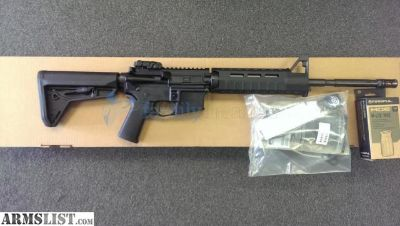 "For Sale: Colt LE6920 MPS Magpul Slim 16"" 5.56 AR-15 LE 6920"