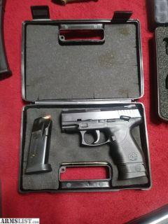 For Sale: Taurus PT 24/7 45 acp.