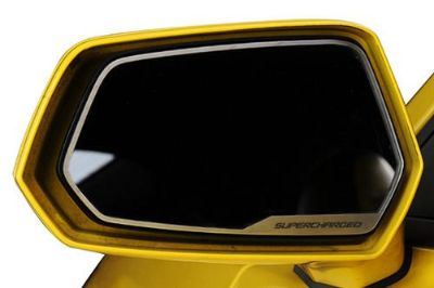 Find ACC 102072 - 10-13 Chevy Camaro Left Right Brushed Mirror Trim 2 Pcs motorcycle in Hudson, Florida, US, for US $82.74