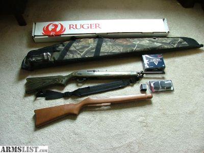 For Sale: RUGAR 10/22