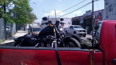 3474955141 motorcycle towing NYC Queens Brooklyn Tow transport help