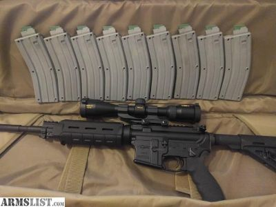 For Sale/Trade: CMMG AR 22cal upper
