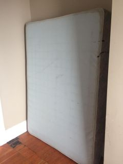 Free Double Box Spring