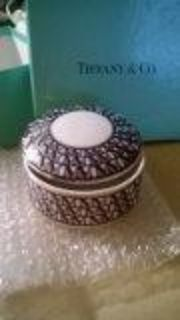 Tiffany and Co. Millennium trinket box for sale